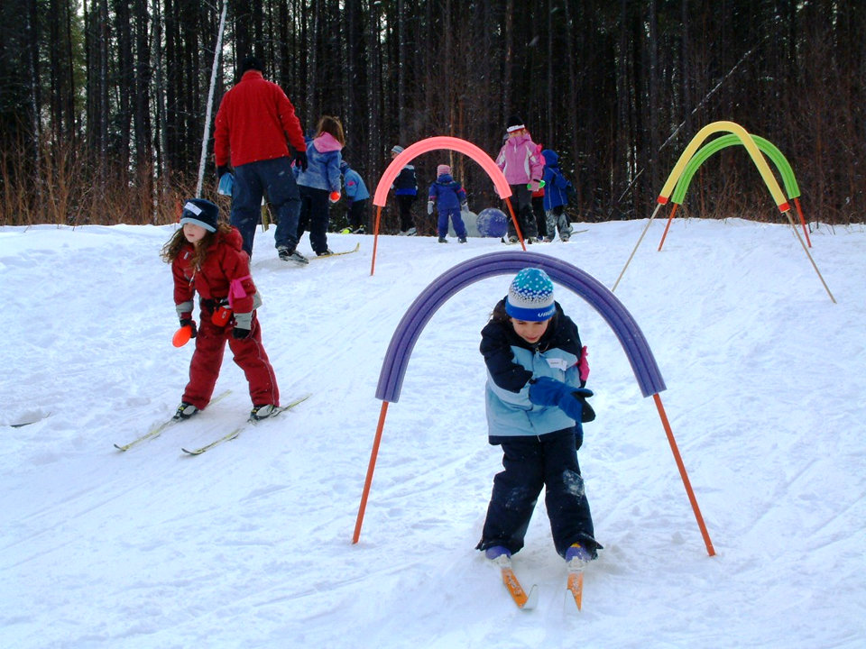 Temiskaming Nordic - Ski Northern Ontario - Playground