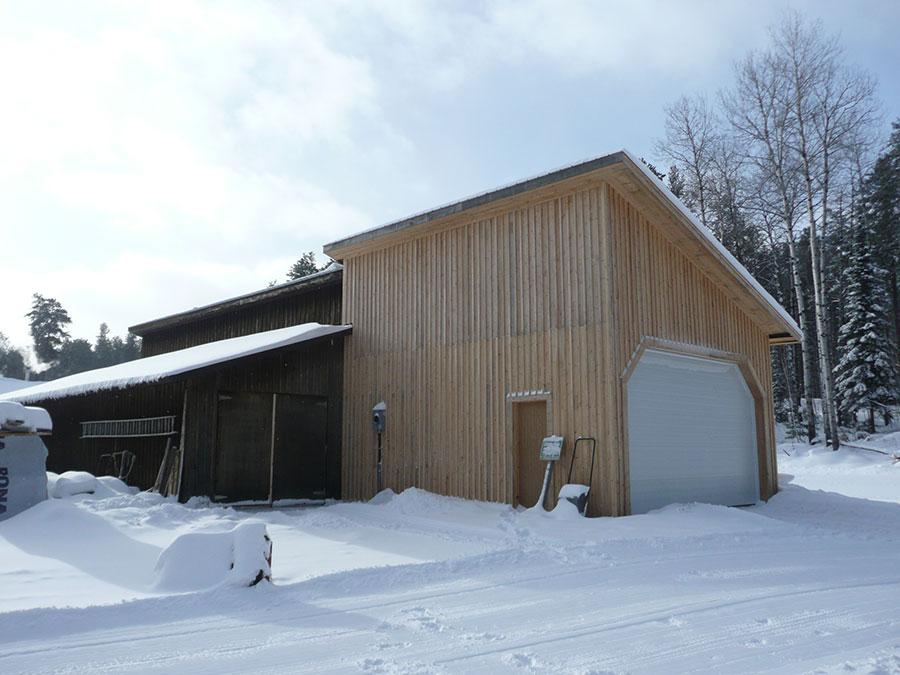 Temiskaming Nordic - Ski Northern Ontario - Recent Projects